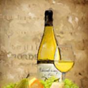 Chardonnay Iv Poster