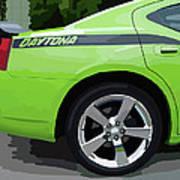 Charger Daytona Poster