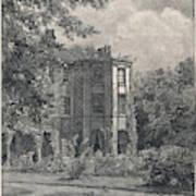 Charles Darwin's Home At Downe, Kent - Poster