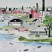 Charles River Poster