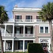 Charleston Home Poster