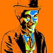 Charlie Chaplin 20130212p28 Poster by Wingsdomain Art and Photography