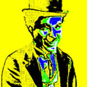 Charlie Chaplin 20130212p60 Poster by Wingsdomain Art and Photography