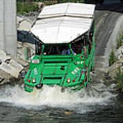 Charlie River Splash Down Poster
