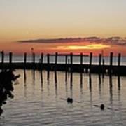 Charming Eveninglight Over Key Largo Poster