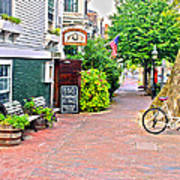 Charming Nantucket Poster