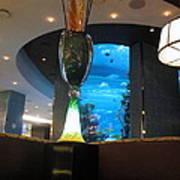 Chart House Restaurant Las Vegas Poster