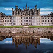 Chateau Chambord Poster