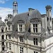 Chateau De Chambord Poster