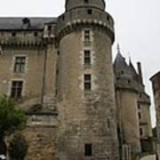 Chateau De Langeais - France Poster