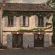 Chateau No 1 Rue Moulins France Poster