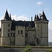 Chateau Saumur - France Poster