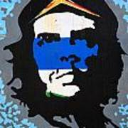 Che Guevara Picture Poster
