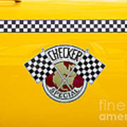 Checker Special Poster