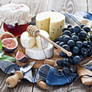 Cheese Board Poster
