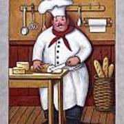 Chef 3 Poster