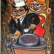 Cherrie Jubilee  Poster
