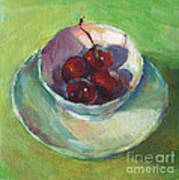 Cherries In A Cup #2 Poster