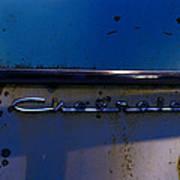 Chevrolet 2 Poster