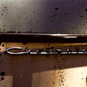 Chevrolet 3 Poster