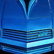 Chevrolet Camaro Z28 Poster