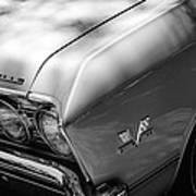 Chevrolet Chevelle Ss Grille Emblems Poster