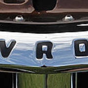 Chevrolet Poster