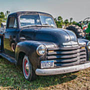 Chevy 1100 Poster
