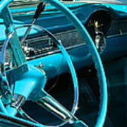 Chevy Bel Air Interior  II Poster