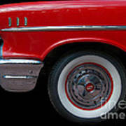 Chevy Bel Air - Sf Poster
