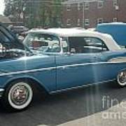 Chevy Belair Poster