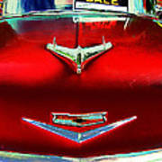 Chevy For Sale Poster