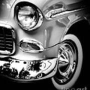 Chevy Lines Poster