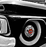 Chevy Truckin Poster