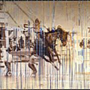 Cheyenne Spurs Poster
