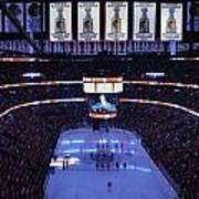 Chicago Blackhawks Please Stand Up Poster