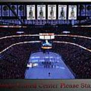 Chicago Blackhawks Please Stand Up With Red Text Sb Poster
