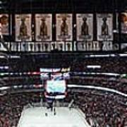 Chicago Blackhawks United Center Panorama 03 Poster