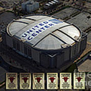 Chicago Bulls Banners Poster