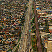 Chicago Highways 01 Poster
