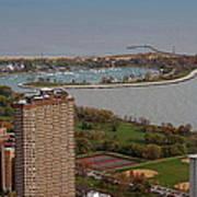 Chicago Montrose Harbor 01 Poster