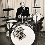 Chick Webb (1909-1939) Poster by Granger