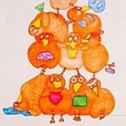 Chickadee Chick 10 Poster