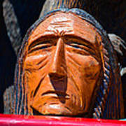 Chief Looking Poster