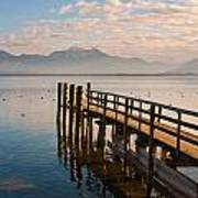 Chiemsee Poster