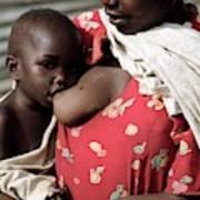 Child Breastfeeding Poster