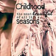 Childhood Poster