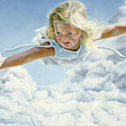 Child's Dream Poster