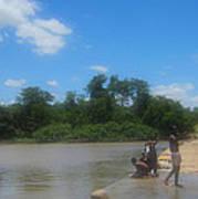 Chilonga Bridge Poster