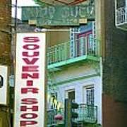 Chinatown Souvenir Shop No. 2 Poster